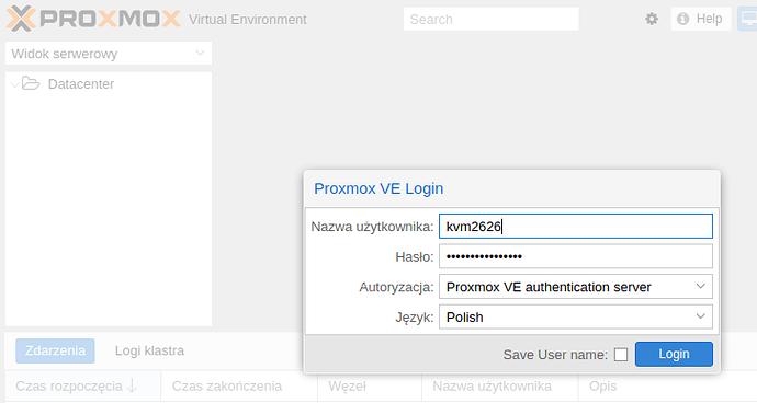 lvlup-proxmox-logowanie